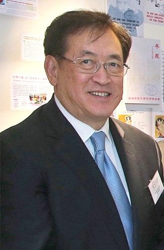 Secretary for Food and Health - Image: York Chow Yat ngok