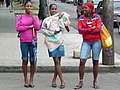 Young Women on Street - Centro Habana - Havana - Cuba (3794430652).jpg