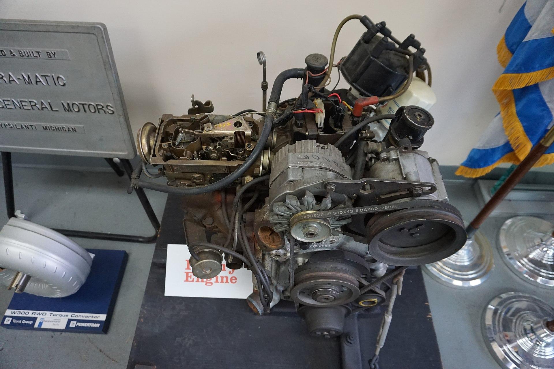 Px Ypsilanti Automotive Heritage Museum May Gm Rotary Engine