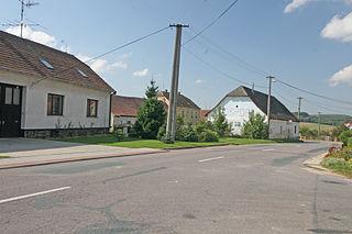 Zálesí Municipality in South Moravian, Czech Republic