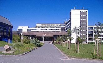 University of West Bohemia - Campus Bory