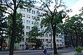 Zabrze, ul. 3 Maja 15 - Budynek Kliniki Pediatrii w zespole zabudowy Państwowego Szpitala Klinicznego nr 1 - A 1400 90 z 1.08.1990 KS.JPG