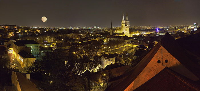 Zagreb Night