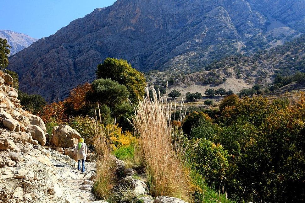 Zagros Mountains Khuzestan