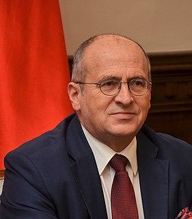 Zbigniew Rau Polish politician and diplomat