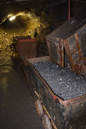 "Barsinghausen - Exhibition mine ""Klosterstollen"" in Barsinghausen"