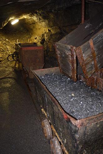 "Barsinghausen - Exhibition mine ""Klosterstollen"" in Barsinghausen"