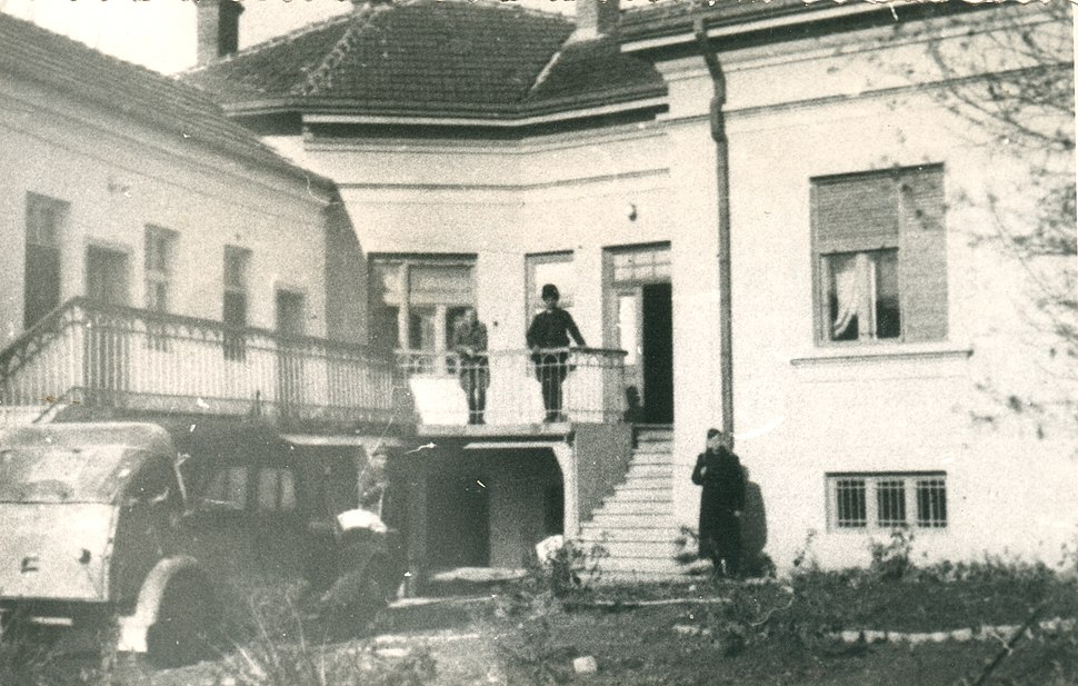 Zgrada Gestapoa u Negotinu