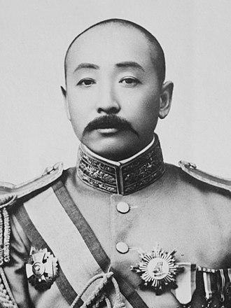 Zhang Zuolin - Zhang Zuolin, ruler of Manchuria and Chinese warlord.