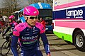 Zottegem - Driedaagse van De Panne-Koksijde, etappe 2, 1 april 2015, vertrek (A101).JPG
