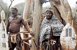 Culture of South Africa - Zulus in Natal