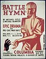 """Battle hymn"" by Michael Gold & Michael Blankfort LCCN98507350.jpg"