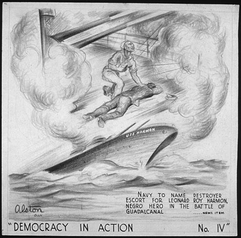 Democracy In Action Poster Image Three