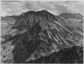 """From Windy Point, Middle Fork, Kings River, Kings River Canyon (Proposed as a national park),"" California, 1936., ca. 1 - NARA - 519929.tif"