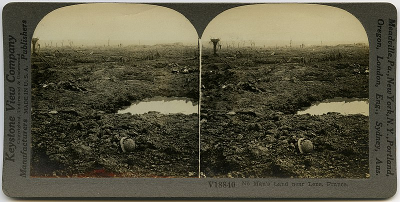 "File:""No Man's Land Near Lens, France."".jpg"