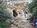 """The Finger Cave"", Mt. Carmel - panoramio.jpg"