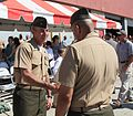'Gator' Battalion welcomes new CO 130614-M-BW898-005.jpg