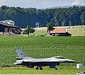'J-361' Royal Netherlands Air Force F-16 at Air14, Payerne, Switzerland (Ank Kumar, Infosys) 04.jpg