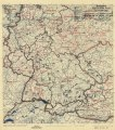 (July 18, 1945), HQ Twelfth Army Group situation map. LOC 2004629211.tif