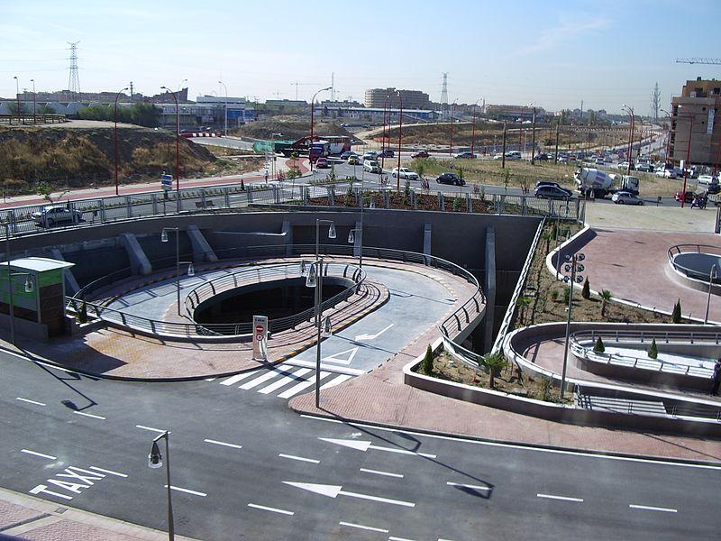 File:® MADRID GETAFE ARTECTURA CENTRO COMERCIAL - panoramio (15).jpg