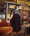 Édouard Vuillard 'ademoiselle Jacqueline Fontaine'.jpg
