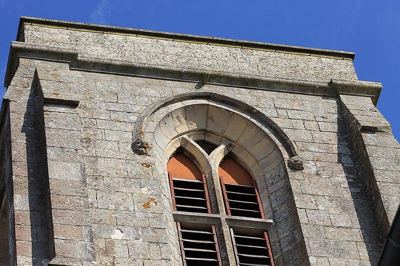 File:Église Notre-Dame de Démouville clocher ouest.JPG