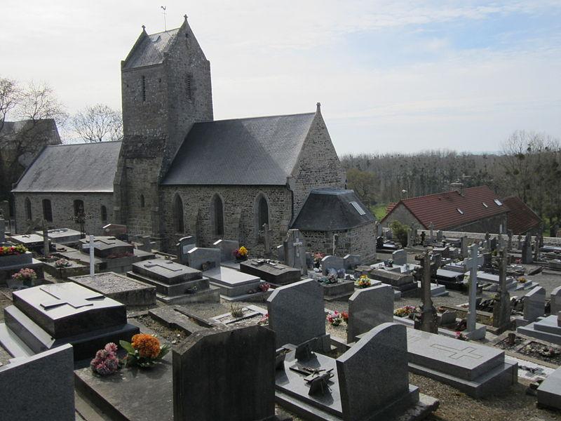 Saint-Jean-Baptiste de Bouillon, Jullouville, MAnche