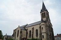 Église Saint-Jean-Baptiste de La Merlatière (vue 1, Éduarel, 17 mai 2017).jpg