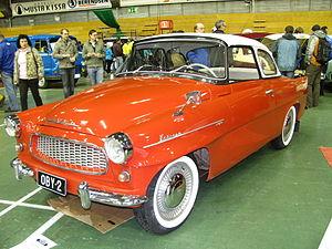 Skoda felicia 1959