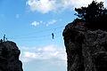 Альпинистка на Ай-Петри.JPG