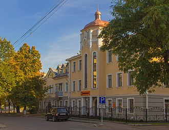 Zhytomyr - Typical old Zhytomyr architecture