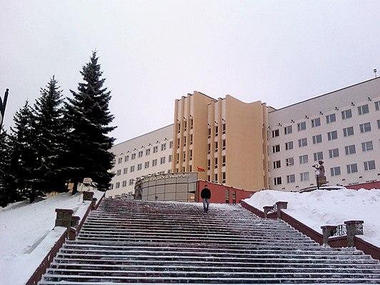 Віцебскі дзяржаўны медыцынскі ўніверсітэт