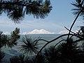 Вид на гору Эльбрус из верхнего парка.jpg