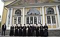 Владимир Путин и архиереи РПСЦ в Рогожском духовном центре.jpg
