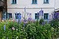 Во дворе доходного дома купца Хаминова.jpg