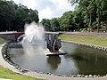 Гомель. Парк. У Лебяжьего озера. Фото 24.jpg