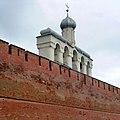 Звонница Софийского собора, Великий Новгород - panoramio.jpg