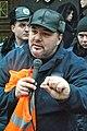 Київ - Революція Гідности - Протести під Генпрокуратурою України - Виступає Руслан Коцаба - 13127441.jpg