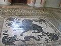 Концертный зал.2. Римская мозаика I-II вв.н.э.JPG