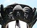 Лиман, памятник защитникам и освободителям города в сквере Кизима 03.jpg