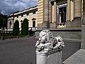 Немирів - скульптура в маєтку княгині М.Щербатової P1080908.JPG