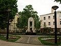 Пам'ятний знак жертвам Чорнобильської катастрофи (Рівне).JPG