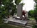 Пам'ятник односельцям, загиблим у роки Великої Вітчизняної війни, Банівка 4.JPG