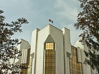 Presidential Palace, Chișinău
