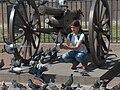 Пушки у Троице-Измайловского собора. 2007-07-16.jpg