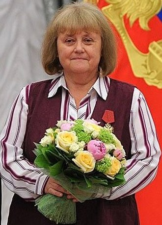 Svetlana Savitskaya - Image: Светлана Савицкая