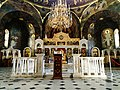 Трапезна цекрква Києво-Печерської лаври, інтер'єр.jpg