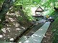 Ужанський національний природний парк, мінеральне джерело.JPG