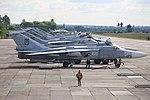 У небі Волині тренується авіація Повітряних Сил ЗС України (26525744153).jpg