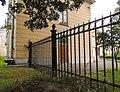 Физико-технический институт им. А. Ф. Иоффе. Гомельская улица, Ограда.jpg